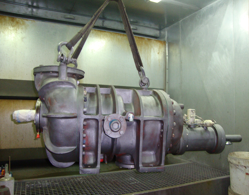12. compressors service