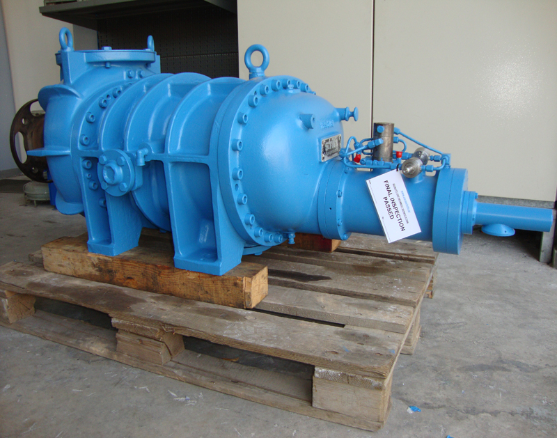 13. compressors service