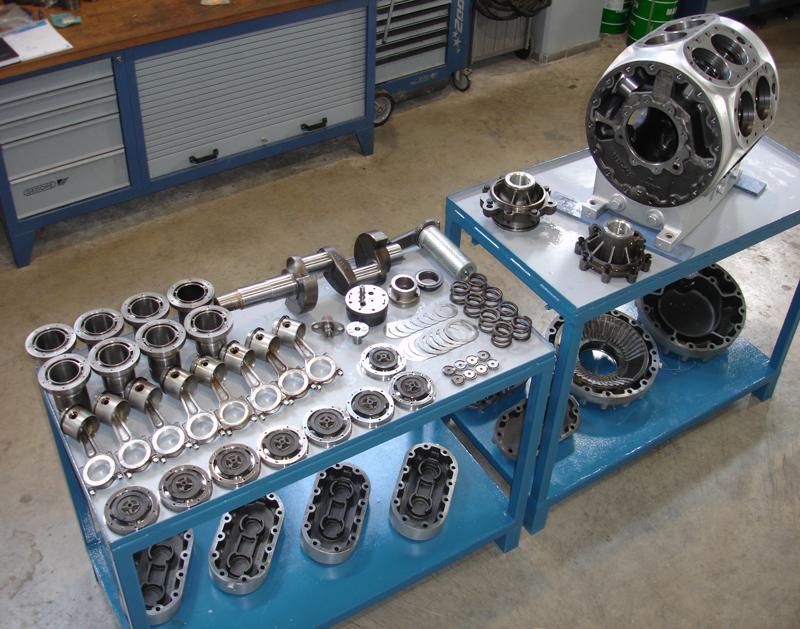 16. compressors service