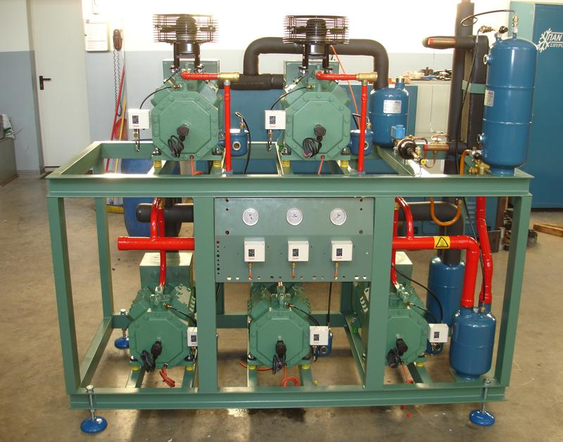Compressor pack
