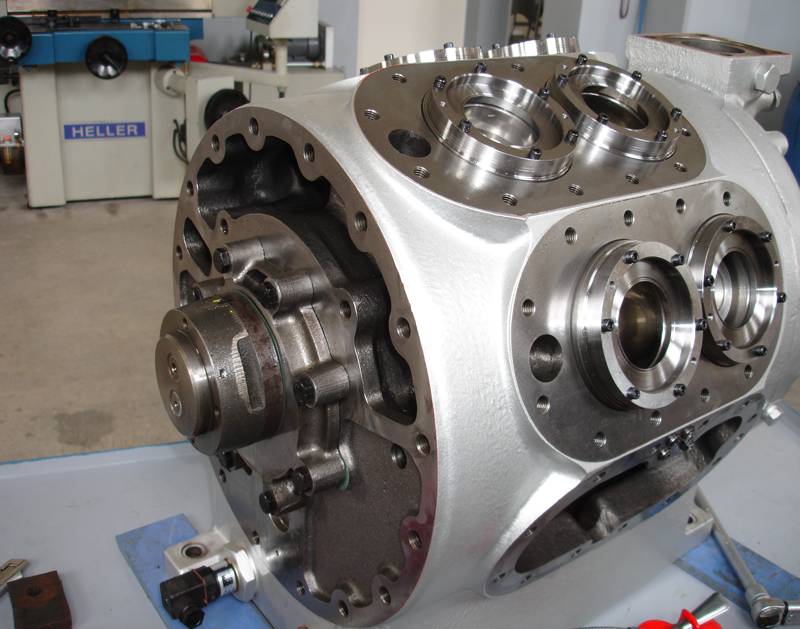 17. compressors service