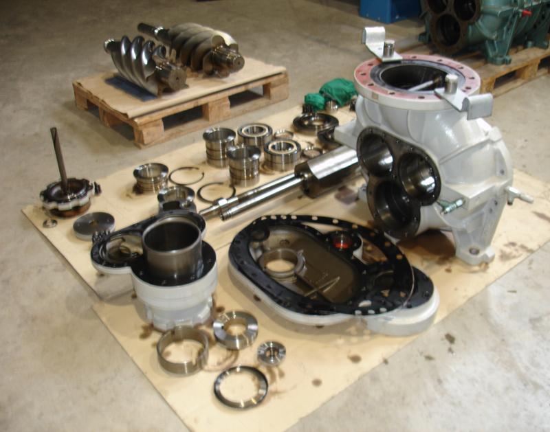 18. compressors service