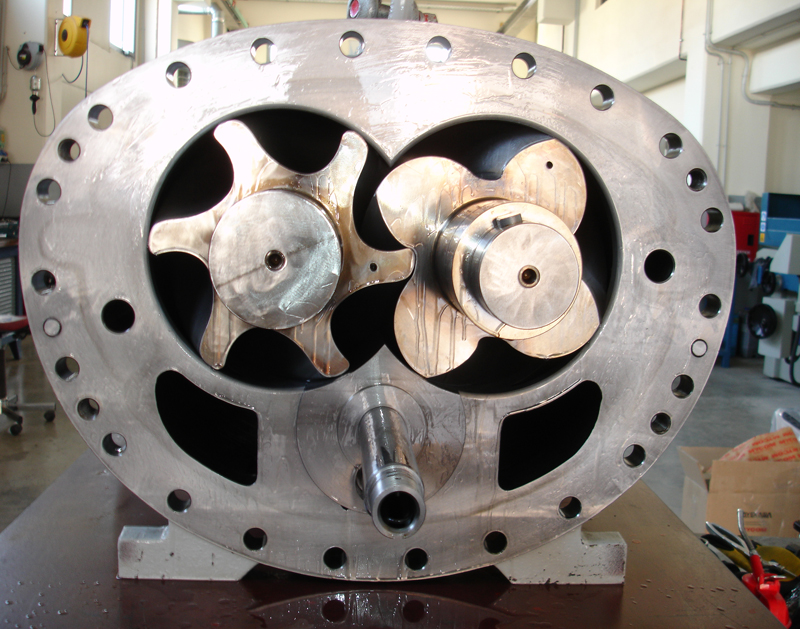 19. compressors service