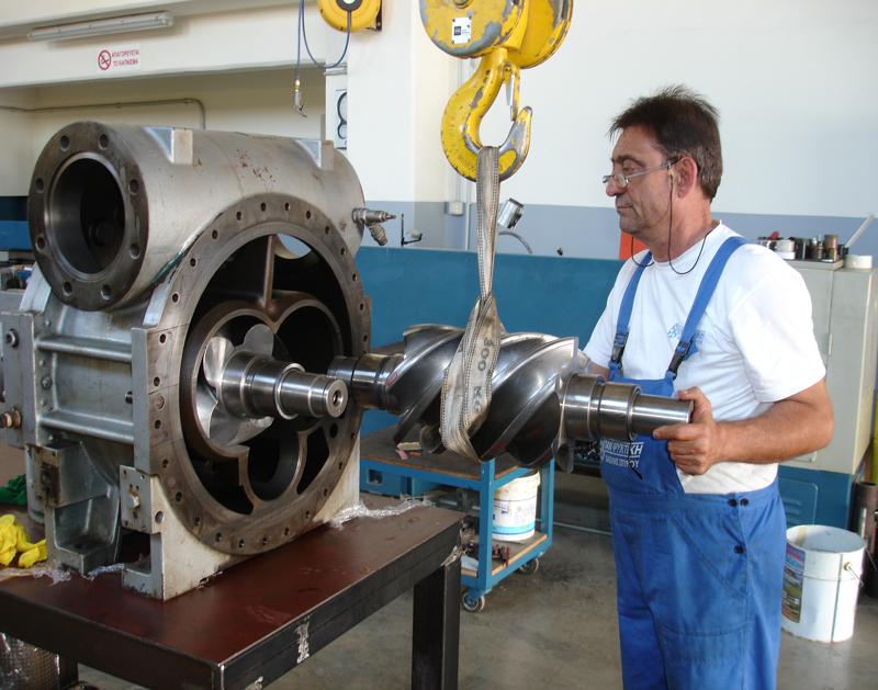 3. compressors service