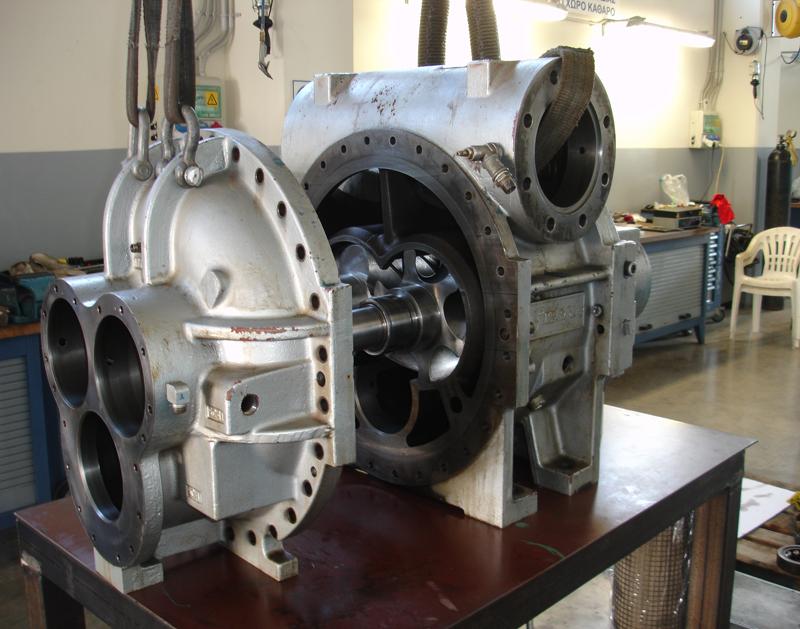 4. compressors service