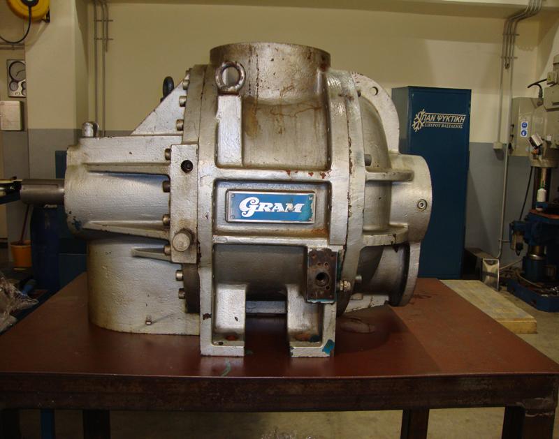6. compressors service