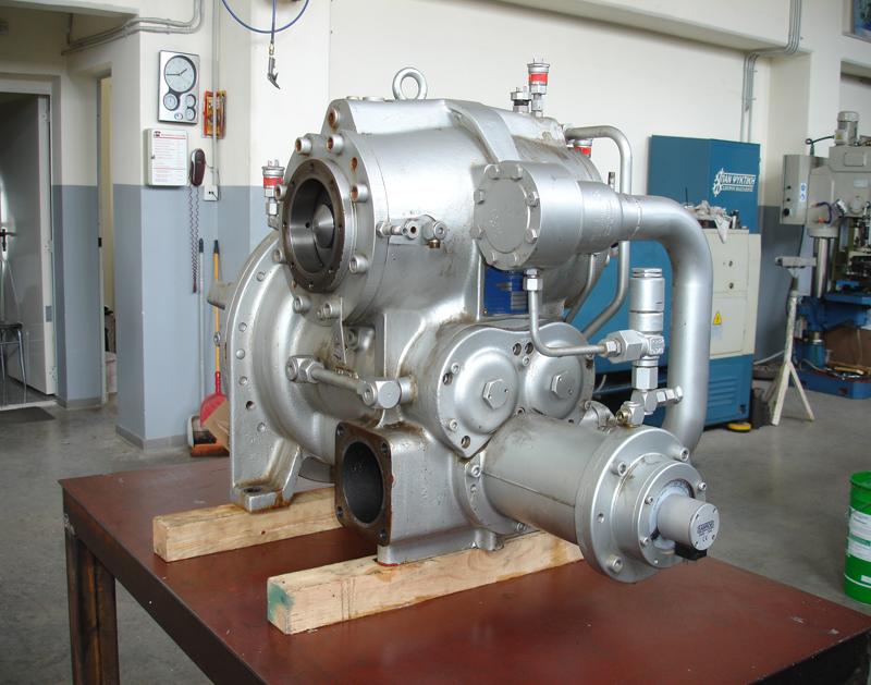 9. compressors service