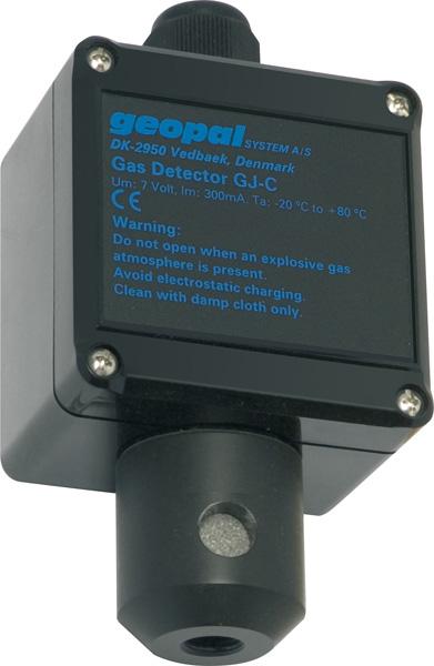 Detektor GJ-C
